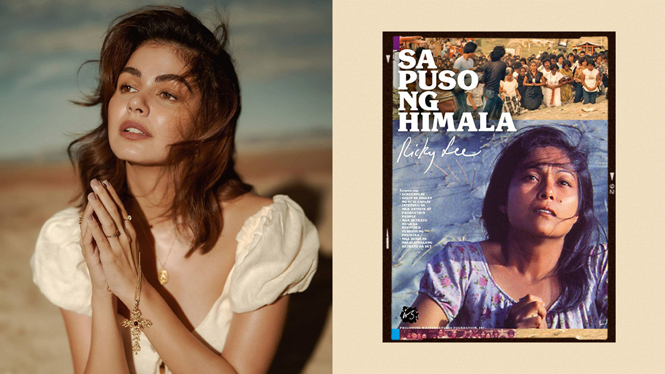 "Janine Gutierrez Recreates Nora Aunor's Role in ""Himala"" And More Iconic Leading Ladies"