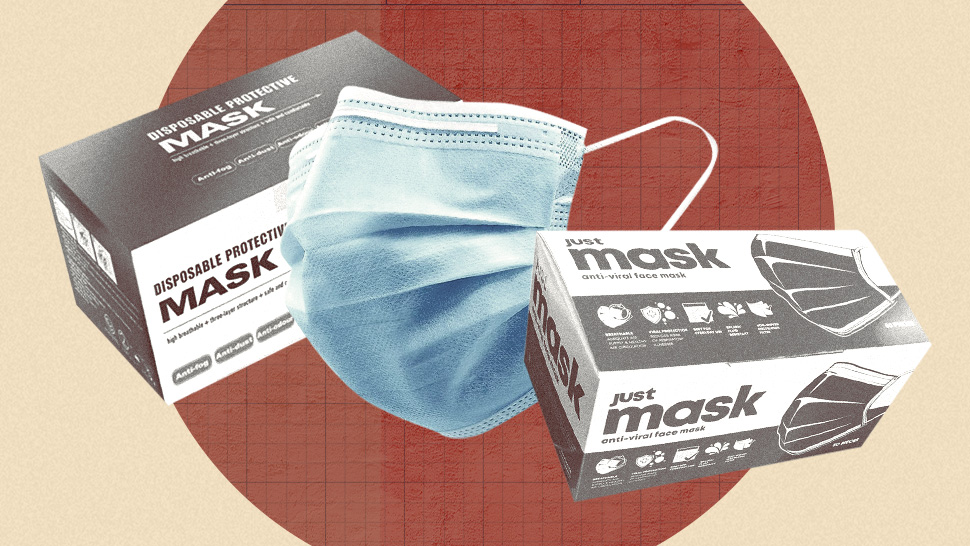 FYI, These Face Masks You'll Find Online Are Not FDA-Approved