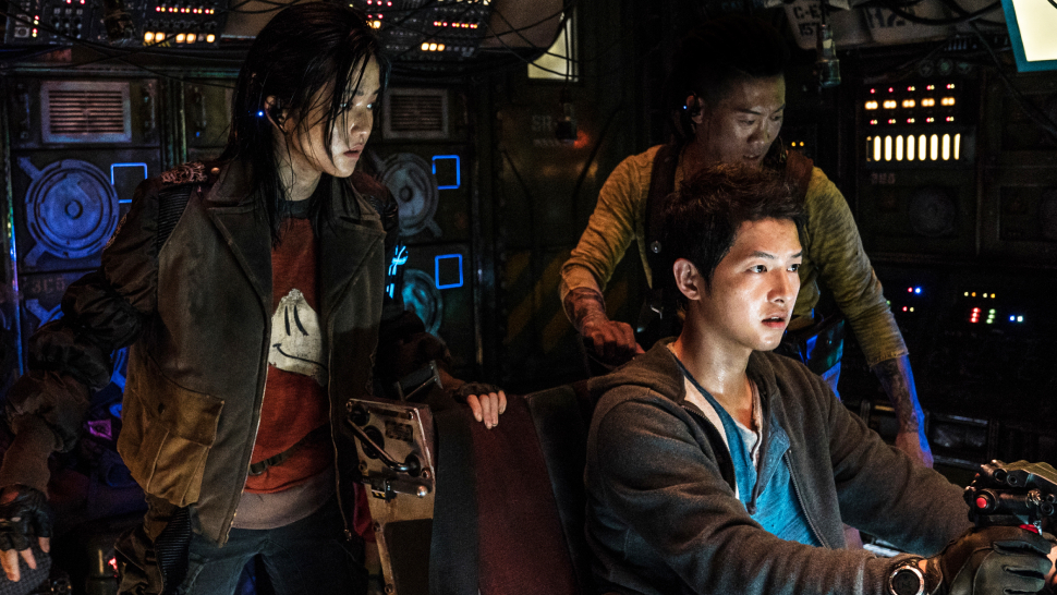 "Everything You Need To Know About Netflix's Upcoming Korean Film ""space Sweepers"""