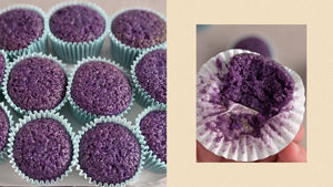 These Fudgy Ube Macaroons Are Perfect For The Ube-sessed