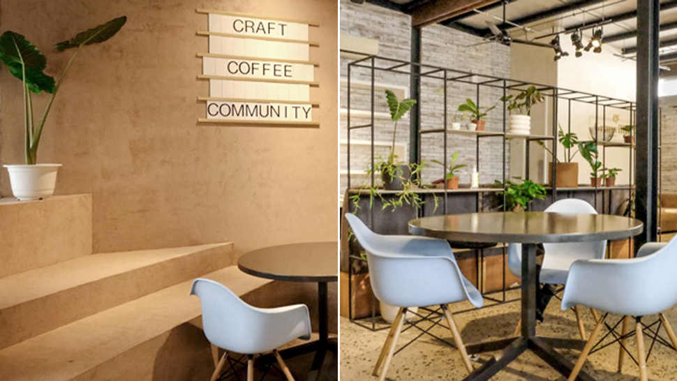 This New Aesthetic Cafe In San Juan City Offers Coffee, Beer, And Steak