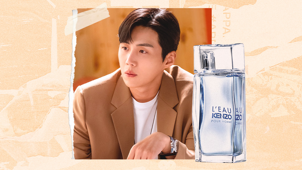 This Is The Exact Cologne Kim Seon Ho Wears