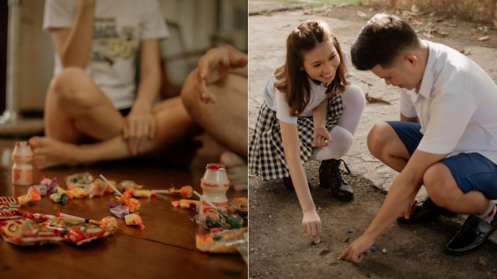 This Couple's Prenup Shoot Theme Was Inspired By Their Childhood