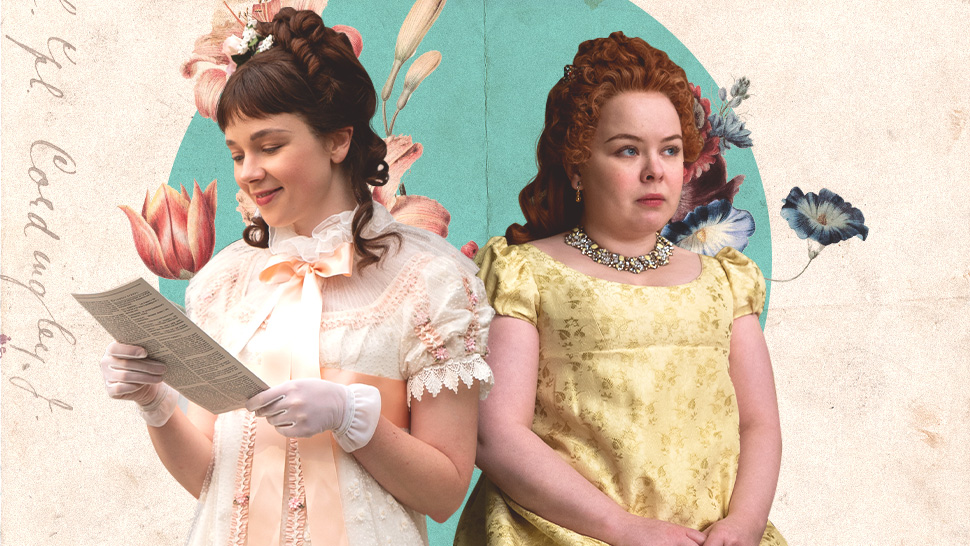 "7 Reasons Why Eloise and Penelope Are the Real Style Icons of ""Bridgerton"""