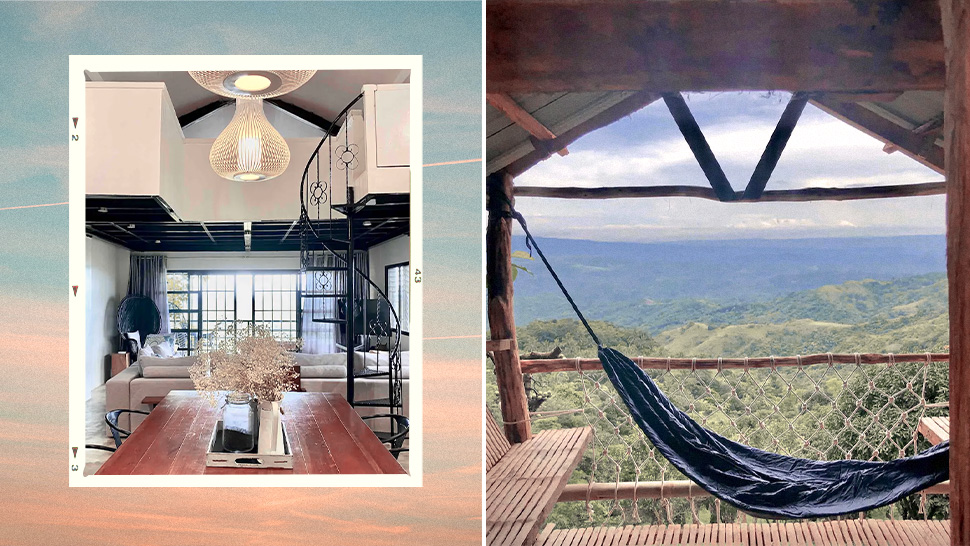 You Can Chill in a Breezy Treehouse at This Cabin Near Manila