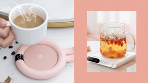 These Heating Coasters Can Keep Your Coffee Warm For Hours