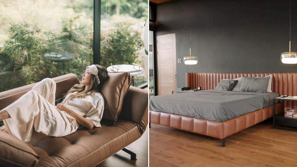5 Cool Details We Love About Kryz Uy And Slater Young's Chic Bedroom