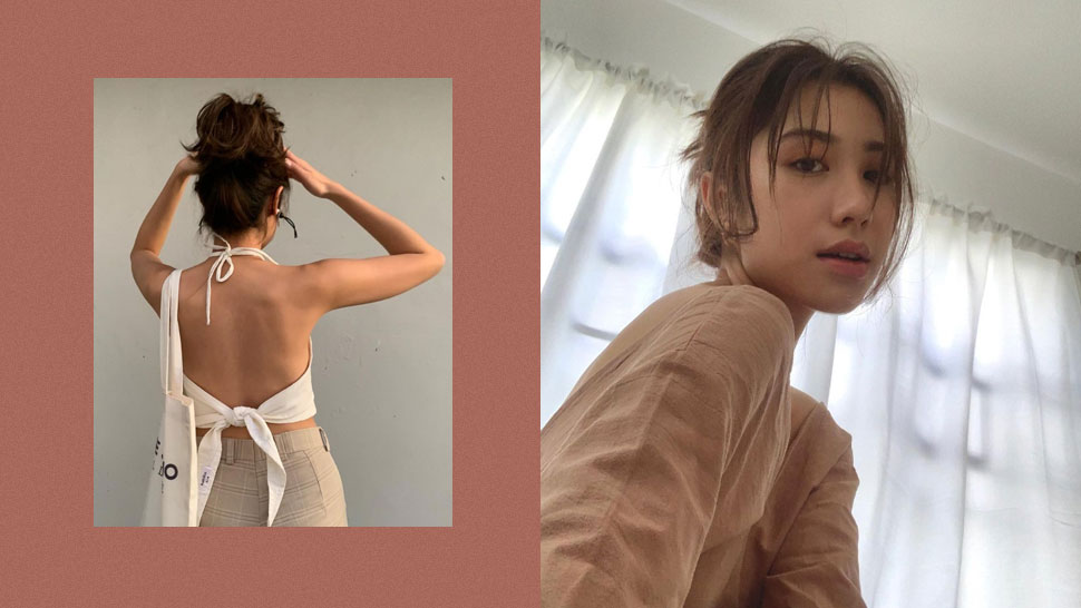 5 Back-Baring Looks We're Stealing from Influencer Ciacia Mendoza
