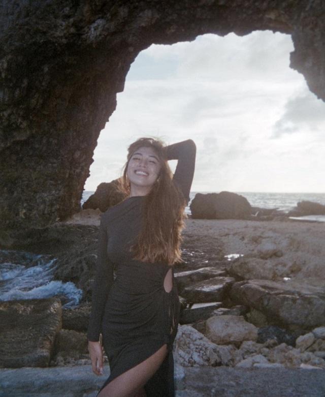 rhea bue, vina guerrero, katt valdez, influencers beach outfits boracay, rhea bue outfits