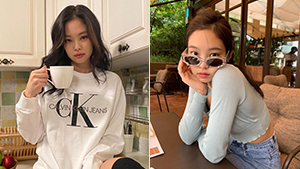 10 Cute And Casual Outfits To Copy From Blackpink's Jennie Kim