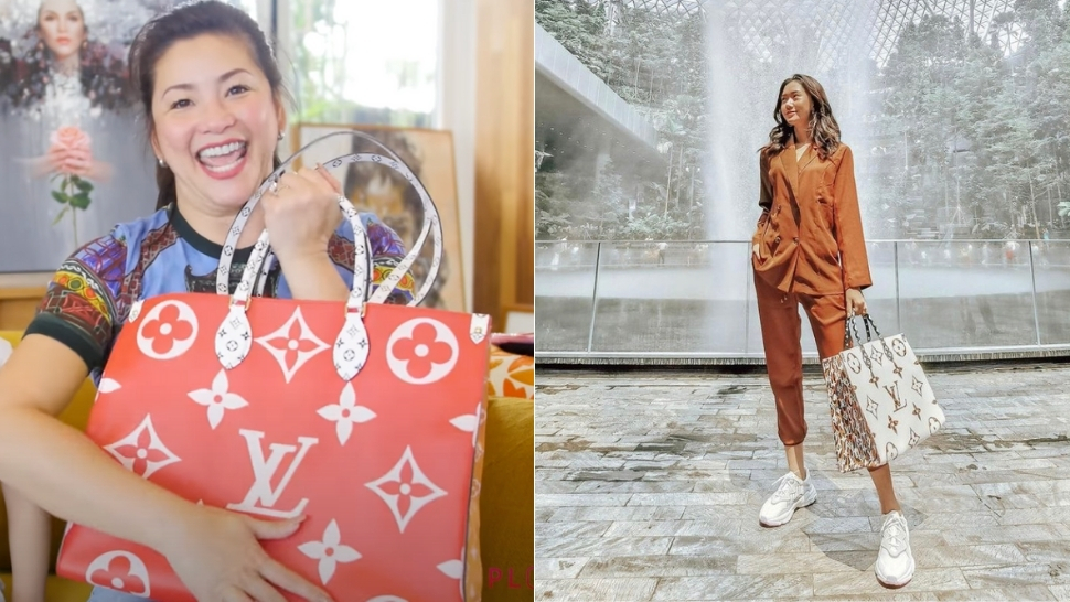 What Is Louis Vuitton's OnTheGo Tote and Why Do Celebs Love It?