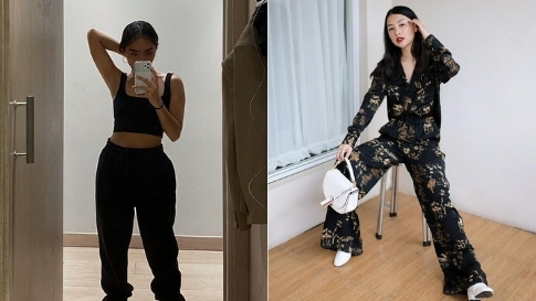 5 Easy Ways To Spice Up An All-black Outfit, According To Local Influencers