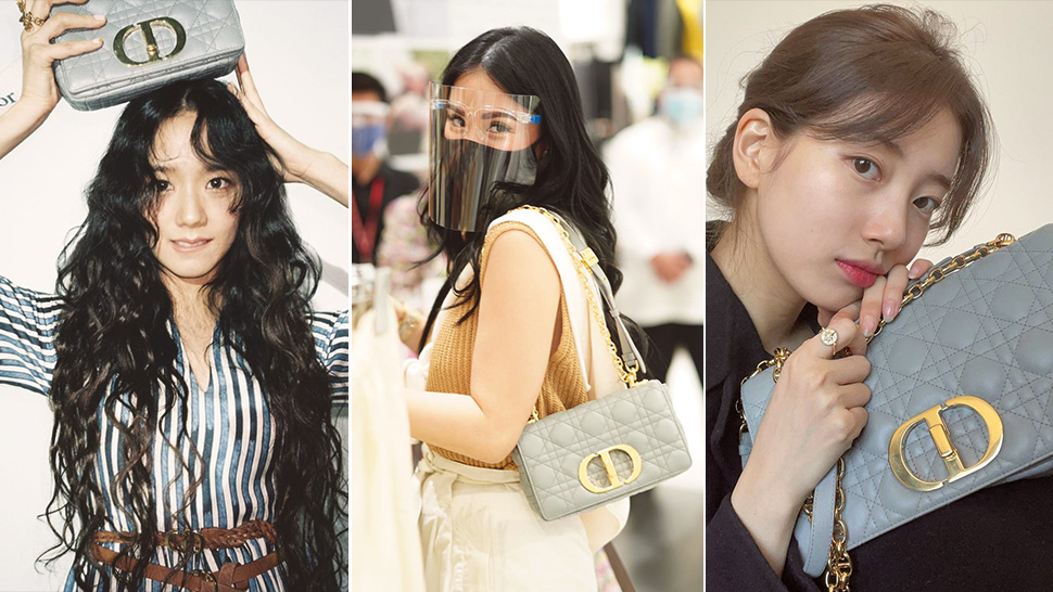 This Is The Exact Designer Bag Spotted On Heart Evangelista, Suzy Bae, And Blackpink's Jisoo
