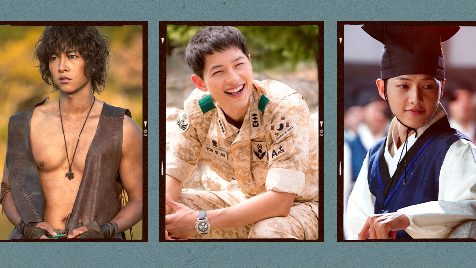 10 K-dramas And Movies To Watch If You Love Song Joong Ki