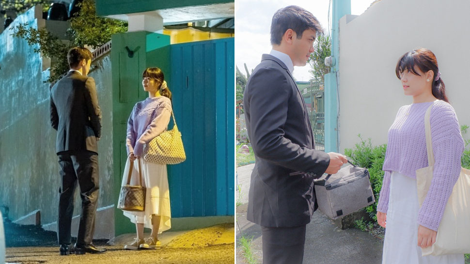 """This Filipino Couple Just Had An Adorable Prenup Shoot Inspired By K-drama """"start-up"""""""