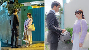 This Filipino Couple Just Had An Adorable Prenup Shoot Inspired By K-drama