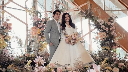 5 Details We Loved About Vern Enciso's Intimate Cebu Wedding