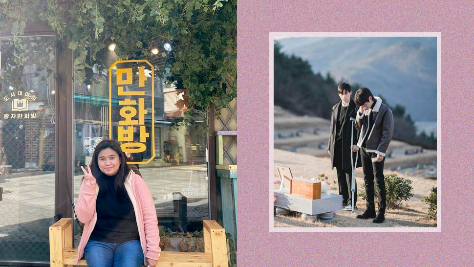 "This Filipina Visited the Set of ""True Beauty"" and Saw Cha Eun Woo and Hwang In Yeop"