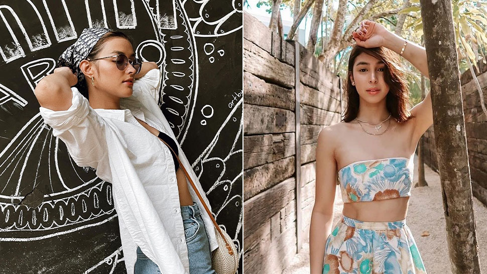 10 Beach OOTDs to Try This Summer, As Seen on Celebrities