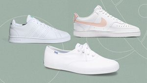 10 Classic White Sneakers You Can Buy For Under P3000