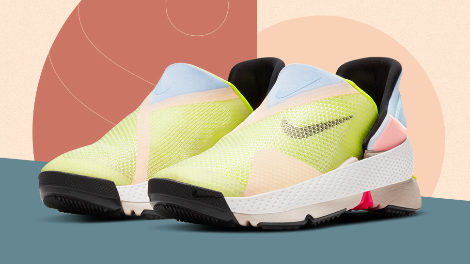 You Don't Need To Use Your Hands To Put On Nike's New Sneakers