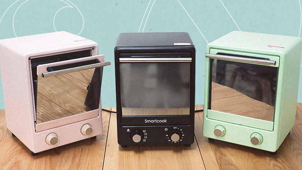 These Pastel Mini Ovens Will Give Your Kitchen An Aesthetic Upgrade