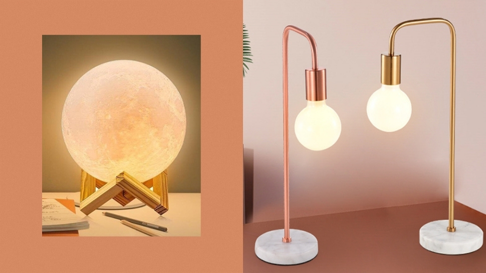 10 Aesthetic Tabletop Lamps to Brighten Up Your Space