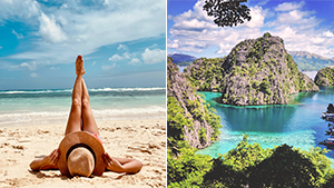 10 Local Instagrammable Beach Destinations You Can Visit Right Now