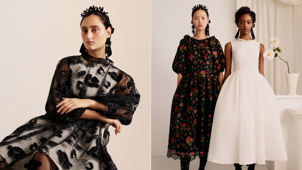 All The Pieces From H&m X Simone Rocha Collection You'll Want To Buy