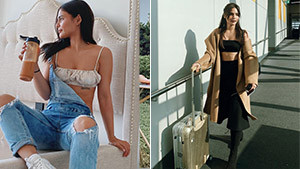 10 Stylish Ways To Wear A Bandeau, As Seen On Lovi Poe
