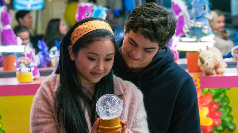 "Did You Know? Lana Condor And Noah Centineo Sent Each Other Love Letters After Filming ""tatb3"""