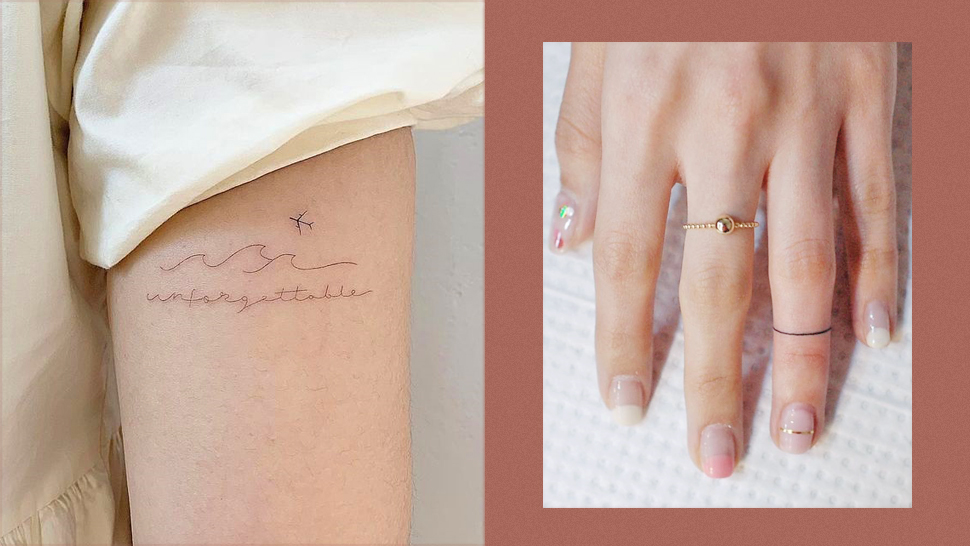10 Simple Tattoo Designs That You Won't Regret Getting