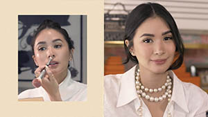 Heart Evangelista Reveals The Contouring Trick That Makes Her Look Like She Had A Nose Job