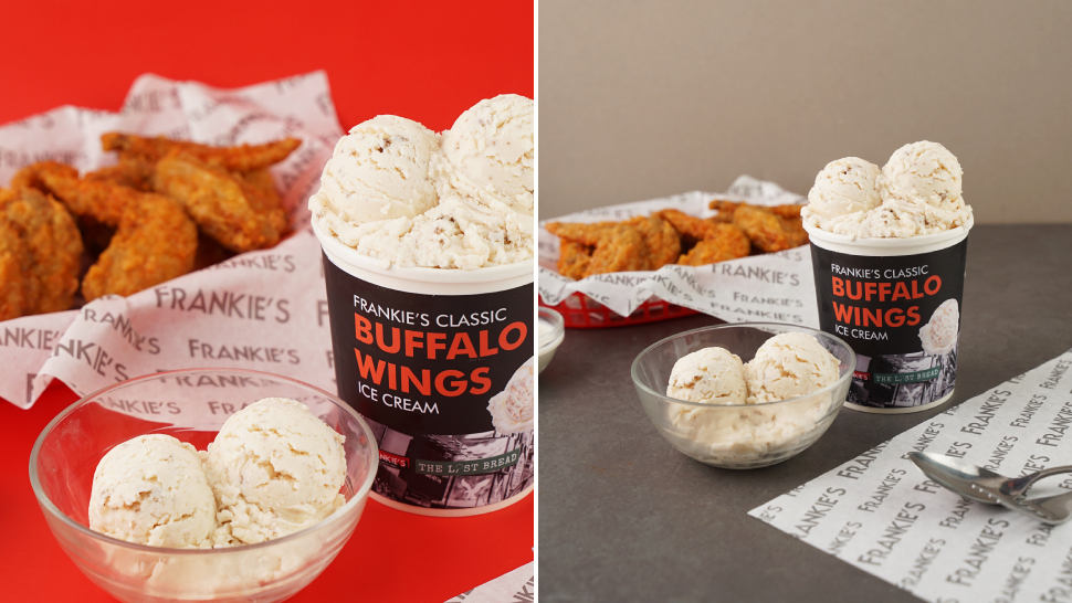 Buffalo Wings-flavored Ice Cream Exists, And Here's Where You Can Buy It