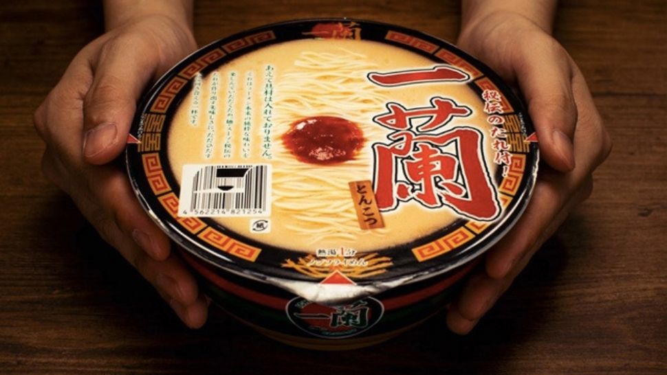 Japan's Ichiran Ramen Releases Its First-Ever Instant Cup Noodles