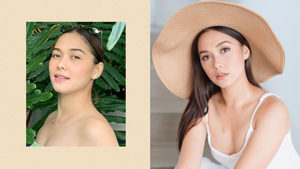 This Is The Skincare Trick Maja Salvador Swears By To Achieve Tighter, Less Visible Pores