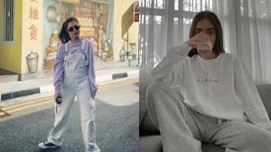 5 Cool Ways To Style Crew Neck Sweatshirt, According To Influencers