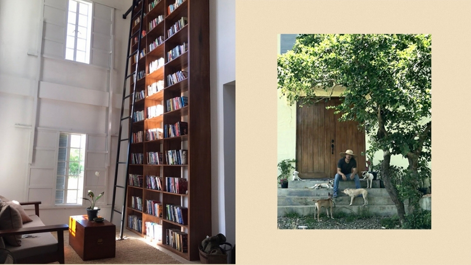 This Farmer Has A 20-foot-tall Library In His Home In Cagayan Valley