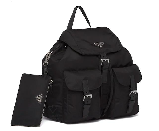 Prada nylon bag, nylon bag, baguette bag, prada bags, prada nylon bags women
