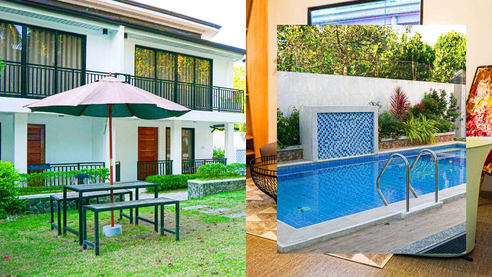 Chito Miranda's Rest House Near Tagaytay Is Now Available for Rent