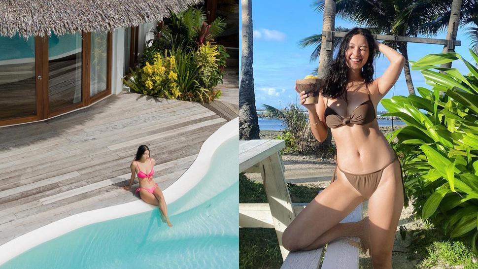 This Is The Exact Ig-worthy Resort Rei Germar Stayed In For Her Siargao Trip