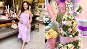 All The Cute Details We Loved About Phoemela Baranda's Baby Shower