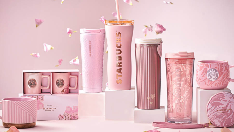 Starbucks Just Released An All-pink Tumbler Collection For Valentine's And We're In Love