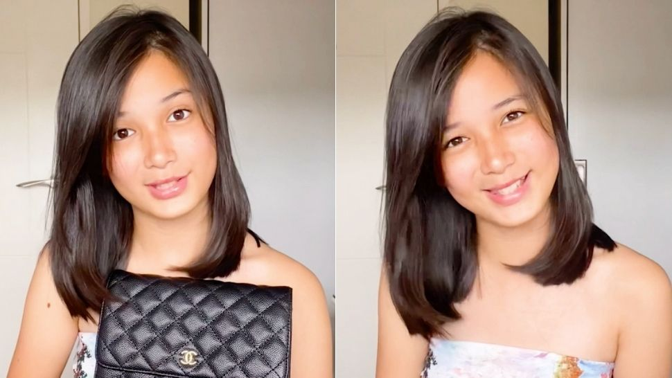 Sofia Pablo's Fave Designer Items Include A Chanel Purse Gifted On Her 13th Birthday