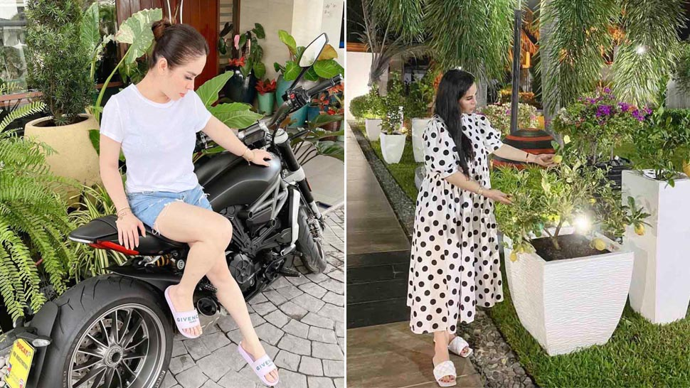 "The Exact ""pambahay"" Slippers We Spotted On Jinkee Pacquiao And How Much They Cost"