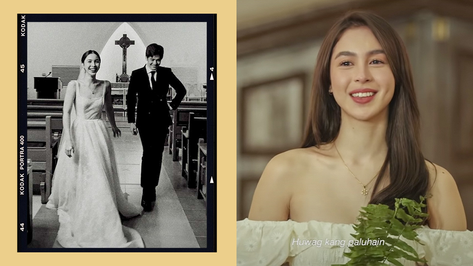"Did You Know? Julia Barretto And Joshua Garcia Wrote Their Scripts For The ""paubaya"" Music Video"