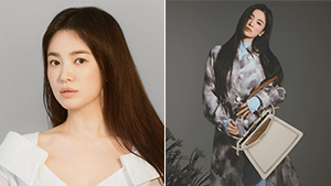 Song Hye Kyo Is Fendi's First Korean Global Ambassador