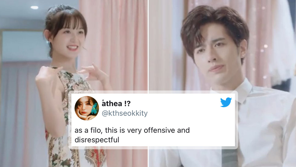 "Chinese Drama ""Make My Heart Smile"" Is Under Fire for a Racist Remark Against Filipina OFWs"