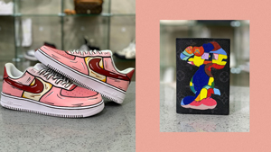 Here's Where You Can Customize Your Designer Items With Hand-painted Art