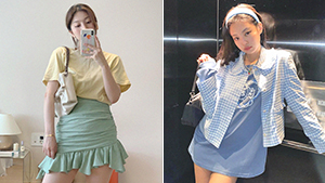 10 Oversized T-shirt Outfit Combinations That Will Always Look Cute